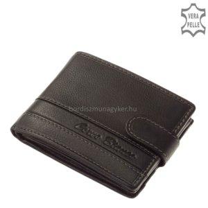 Corvo Bianco fekete pénztárca SFC102/T