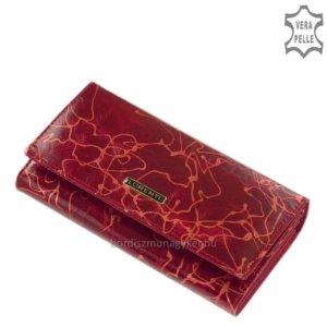 Lorenti női pénztárca piros 64003CV