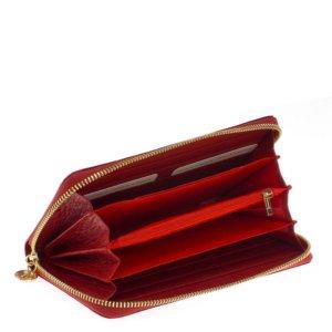 Nicole croco női bőr pénztárca C77006-014