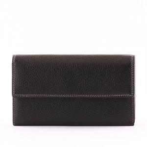 Piazza Duomo női pénztárca fekete díszdobozos L230