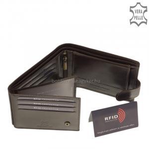 RFID férfi pénztárca barna Vester RVCS1021/T