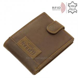 RFID férfi pénztárca GreenDeeed GRK09/T