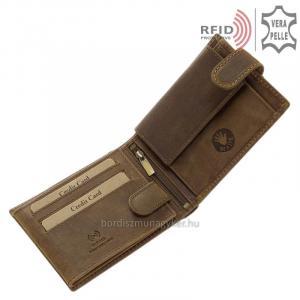 RFID férfi pénztárca GreenDeeed GRK1021/T