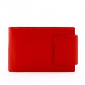 S. Belmonte kártyatartó piros MS205