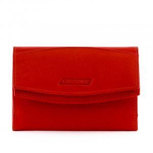 S. Belmonte női pénztárca piros MS29