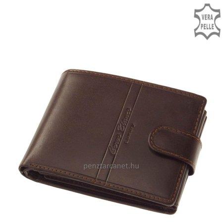 Corvo Bianco Luxury férfi pénztárca barna CBS1021/T