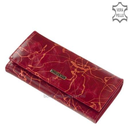 Lorenti női pénztárca piros 72401CV