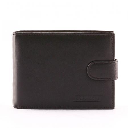 S. Belmonte férfi pénztárca fekete MG1021AB/T