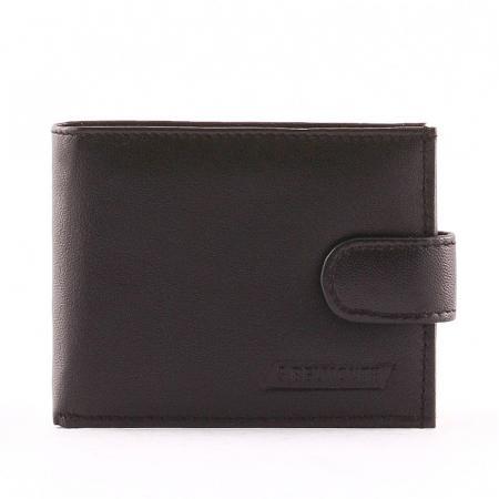 S. Belmonte férfi pénztárca fekete MGH111/T