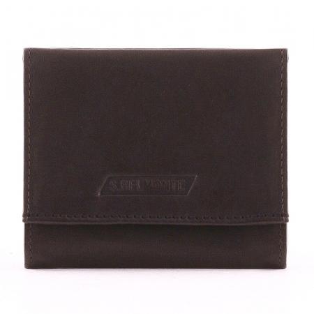S. Belmonte női pénztárca fekete MS512