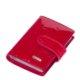 Nicole croco bőr kártyatartó piros C42003-145